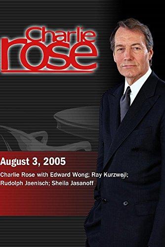 Charlie Rose with Edward Wong; Ray Kurzweil; Rudolph Jaenisch; Sheila Jasanoff (August 3, 2005) by ''Charlie Rose, Inc.''