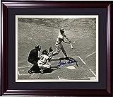 Hank Aaron Braves Autographed Signed 11x14 Original Photo Framed Mint Autograph Hof JSA Coa
