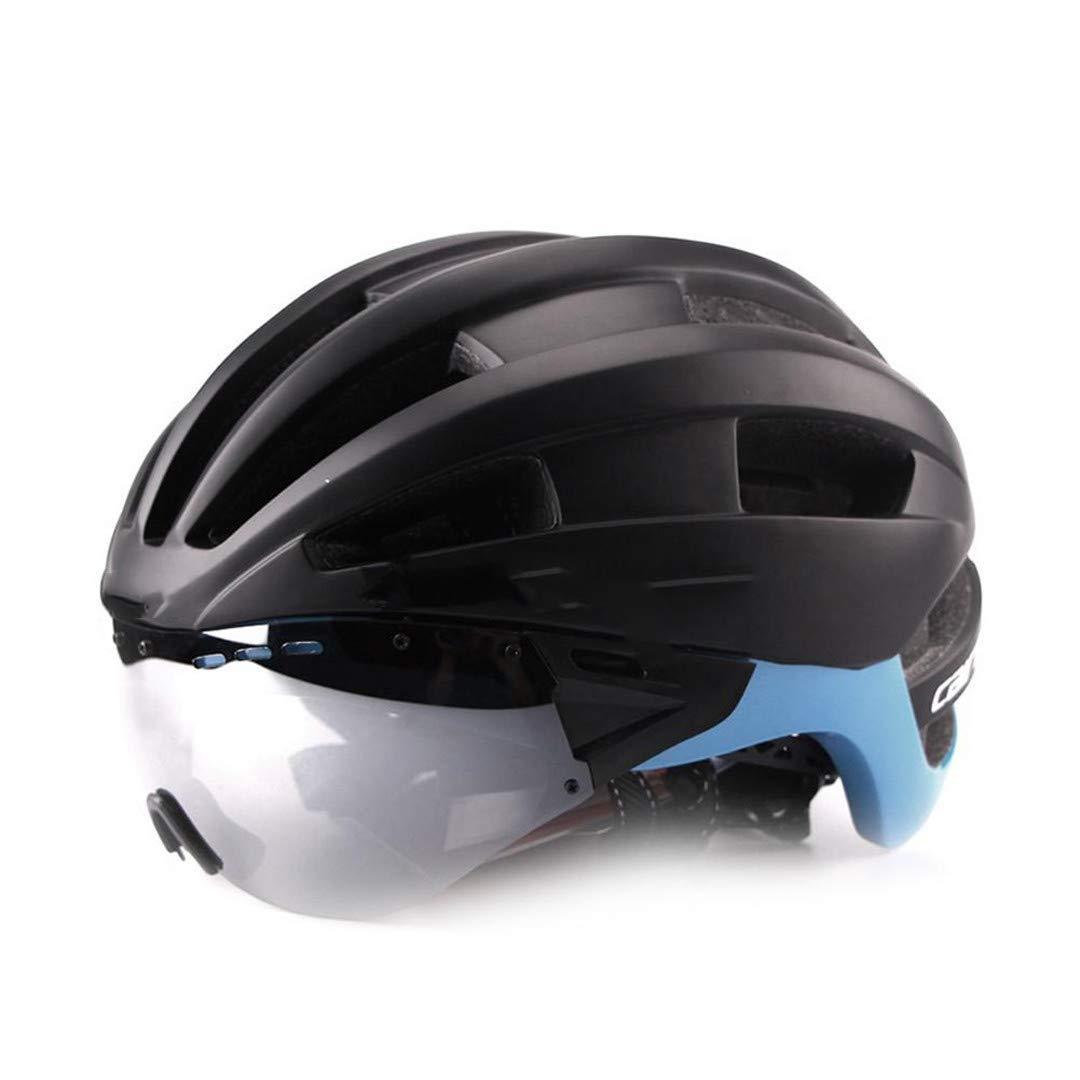 EPS MTB Bike Windproof Gläser Integral geformter Helm Radfahren