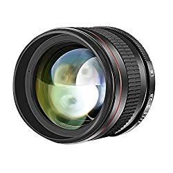 Image of the product Neewer Multi Coated 85mm that is listed on the catalogue brand of Neewer.