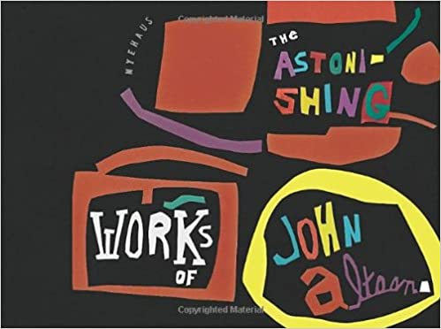 Book Astonishing Works of John Altoon