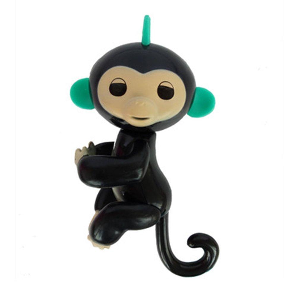 Gofive Finger Affe Spielzeug Keine Funktion Baby Haustier Fitness