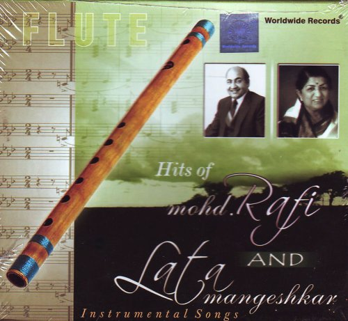 Hits of mohd.rafi & lata mangeshkar soft instrumental(indian/bollywood movie/hit songs/collection of songs,romantic,emotional songs/lata and Rafi) (Hits Of Mohd Rafi And Lata Mangeshkar)