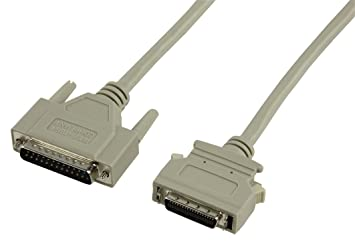 CABLE-110MTP Cable Impresora IEE1284 mini Centronics: Amazon ...
