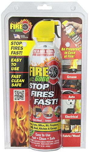 Fire Gone (FGC-1100 Suppressant Blister Pack - 16 oz.
