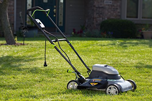 Earthwise 50518 18 Inch 12 Amp Corded Electric Lawn Mower