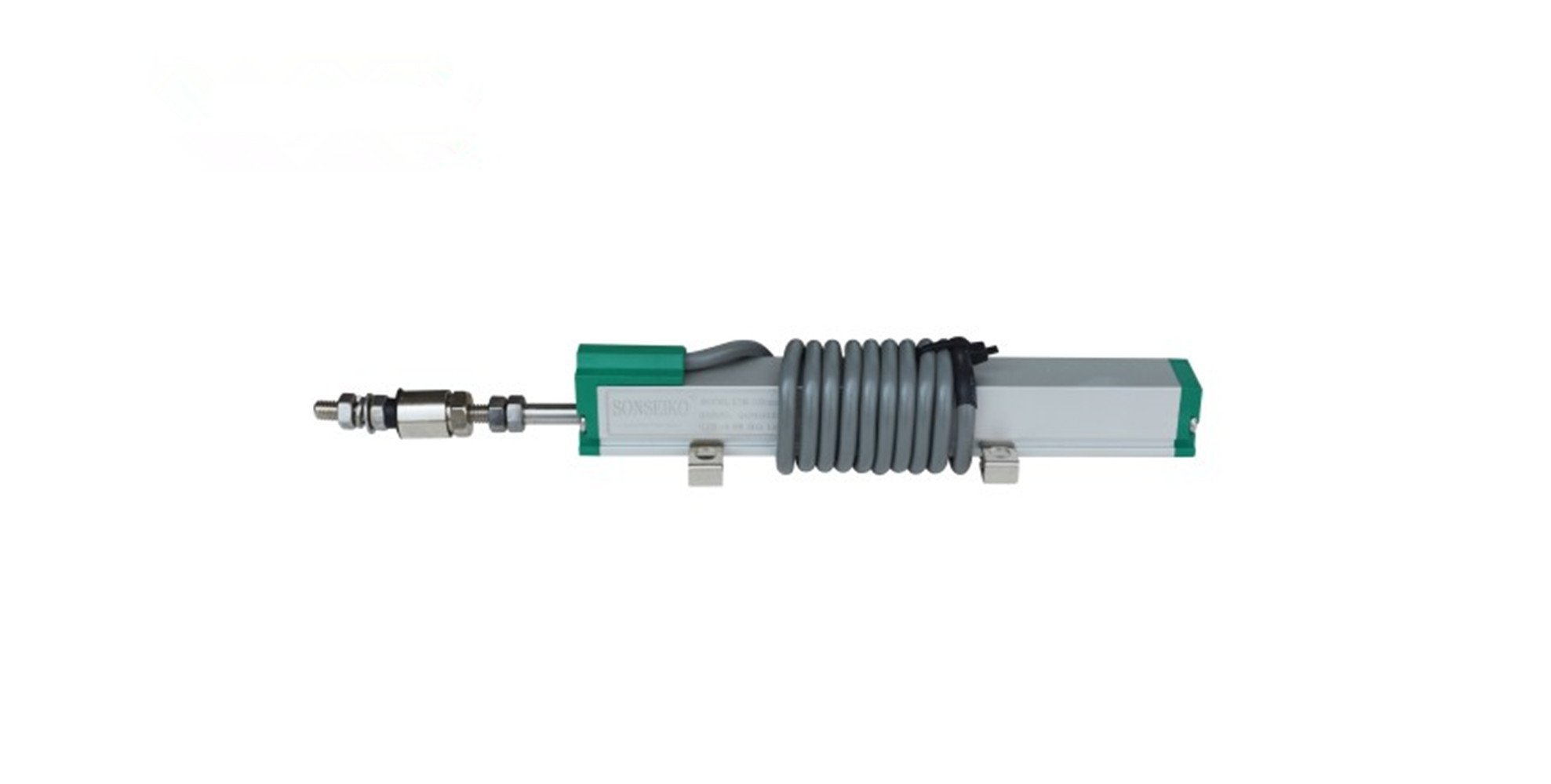 ACCURACY KTM micro rod type linear displacement sensor 225mm linear sensor KTM-225MM