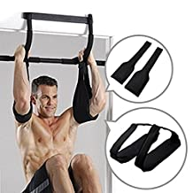 New Abdominal Ab Straps Sling for Pull Hanging Sit Chin Up Bar Pullup Heavy Exercise Fitness
