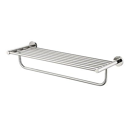 Amazon.com: KES A2110 estante para toallas minimalista ...