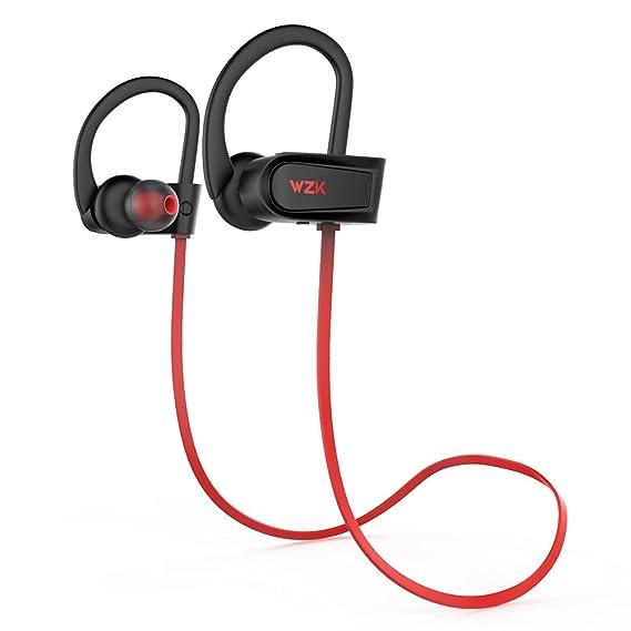 627e46b21c8 WSCSR Single Wireless Earbuds, V4.1 Mini Bluetooth Earbud, in-Ear Smallest