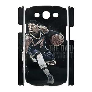 WEUKK Kyrie Irving Samsung Galaxy S3 I9300 3D phone case, diy cover case for Samsung Galaxy S3 I9300 Kyrie Irving, diy Kyrie Irving cell phone case