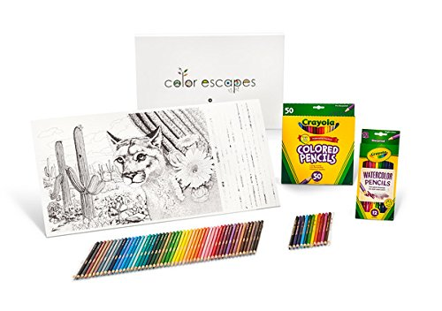 Crayola Coloring National Watercolor Activity product image