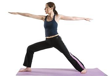 Antimicrobial Yoga/Exercise Mat - Raspberry