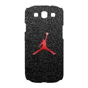 Samsung Galaxy S3 Phone Case White Jordan logo QY7005435