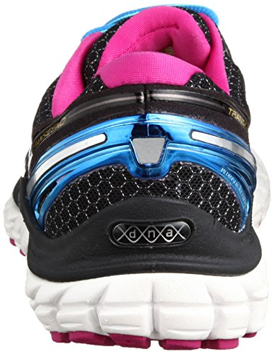 Brooks Damen W. Transcend Sportschuh Schwarz/Weiß/Pink