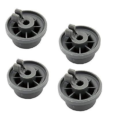 006170874 Pack Bosch Dishwasher Wheels - 617087