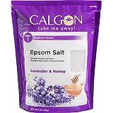 Calgon Rejuvenating Epsom Salt (Lavender and Honey, 48-Ounce)