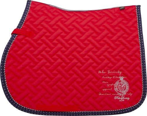 Hibiscus Multifunctional Hibiscus Multifunctional HV Polo Saddle Pad Uma FS 2016 Hibiscus