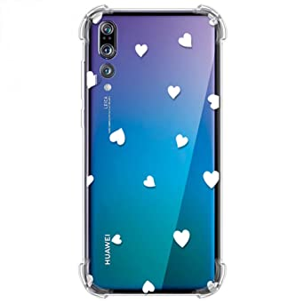 Amazon.com: KCHHA Phone case Animals TPU for Huawei P20 P30 ...