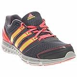 adidas Running Women's climawarm? Falcon Shade Grey/Red Zest/Vivid Yellow 10 B – Medium Review