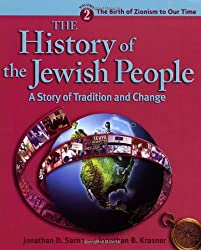 History of the Jewish People: A Story of Tradition and Change Volume 2