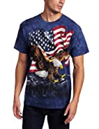 The Mountain Men's Eagle Talon Flag Shirt