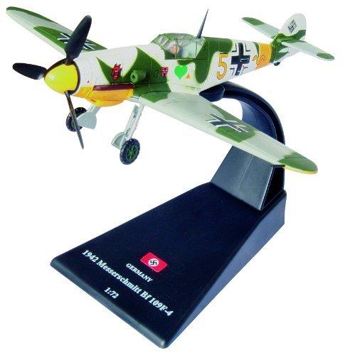Messerschmitt Bf 109F-4 diecast 1:72 model Amercom SL-9