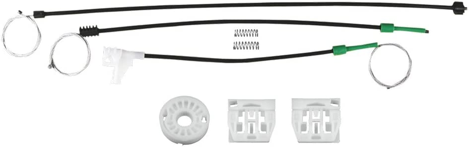 1U, before 2000 Window Regulator Repair Kit for Skoda Octavia 1 FRONT LEFT