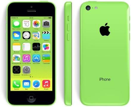 Apple iPhone 5c 16GB 4G Verde - Smartphone (10,16 cm (4), 1136 x ...