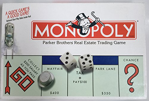 monopoly board games uk - 8