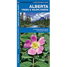 Alberta Trees & Wildflowers: A Folding Pocket Guide to Familiar Species