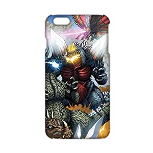 Wonderful Godzilla 3D Phone Case for iPhone 6 plus