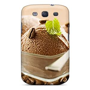 Fashionable Style Case Cover Skin For Galaxy S3- Chocolate Ice Cream