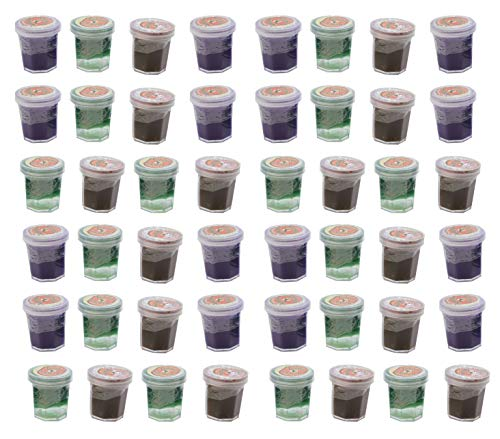 Bulk - 48 Witch's Potion - Mini Slime Containers for Halloween Goody Bags - Trick or Treat]()