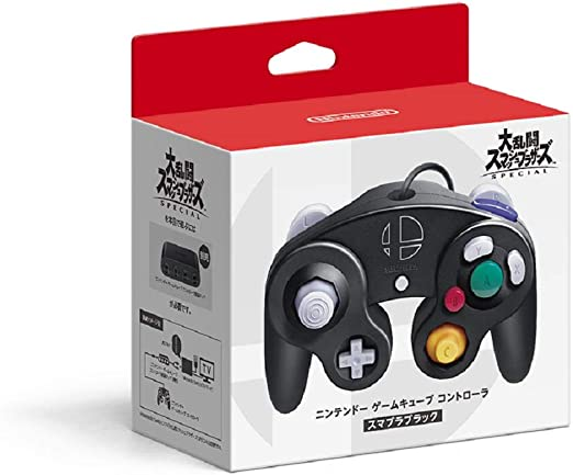 GameCube Controller - Super Smash Bros. Edition (Nintendo Switch) [video game]: Amazon.es: Videojuegos