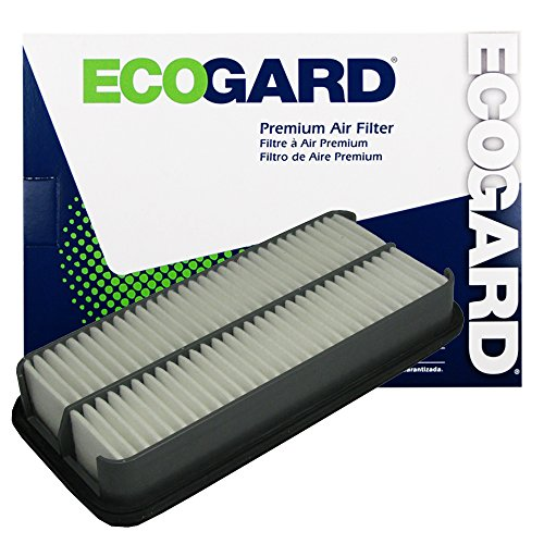 ECOGARD XA4869 Premium Engine Air Filter Fits Geo Tracker / Suzuki Sidekick / Chevrolet Tracker / Suzuki X-90
