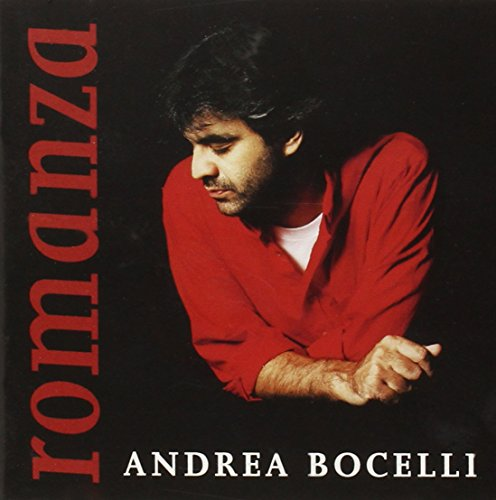 Romanza by Andrea Bocelli (1997) (Sarah Brightman Time To Say Goodbye Cd)