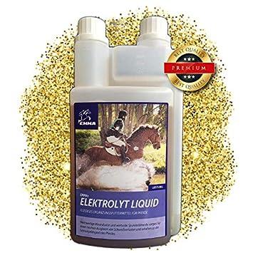 EMMA Elettroliti per Cavalli liquidi I Mangimi per Cavalli I Compensazione Delle perdite di minerali dopo