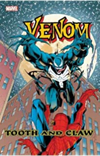 352 Pages New Paperback VENOM SEPARATION ANXIETY GRAPHIC NOVEL