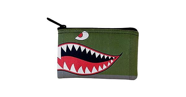 Amazon.com: Halloween WWII Flying Tiger Fighter Shark Nariz ...