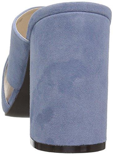 Gabby Sandalia De Cole Haan Mujeres Cornwall Ante Azul Por barato barato en línea Precio barato confiable MWJm3