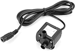 JT-180A-12 Mini Brushless Water Pump Computer DC Electric Vehicle Water Cooling Pump 12V -40℃~100℃