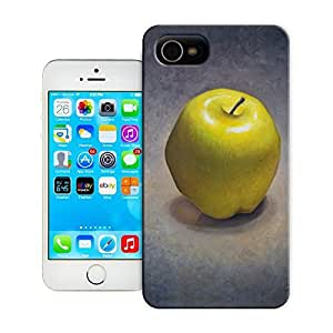 Unique Phone Case Yellow Apple Art Print Still Life Dining Room Hard Cover for 4.7 inches iPhone 6 cases-buythecase