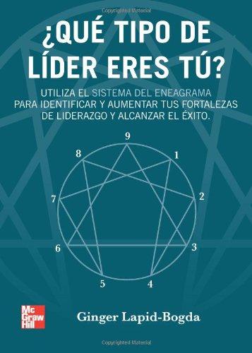 Que Tipo De Lider Eres Tu (Spanish Edition) [Ph.D.,Ginger Lapid] (Tapa Blanda)