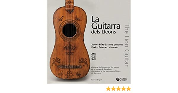 La Guitarra Dels Lleons: Guitarras Históricas Del Museu De La ...