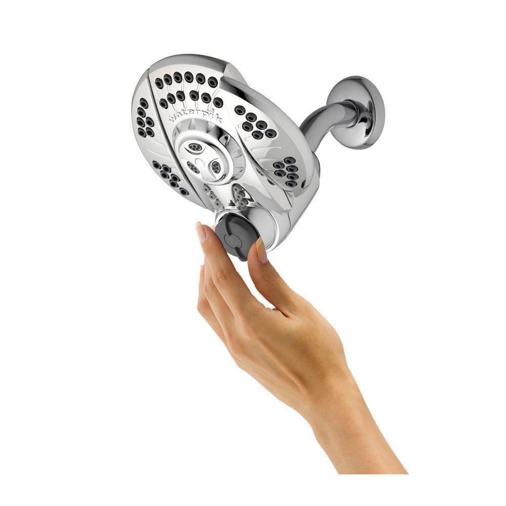 Spray Shaper 6-Spray 5 in Showerhead in Chrome