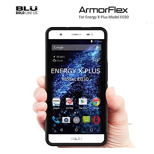 BLU Energy Plus Armorflex Black product image