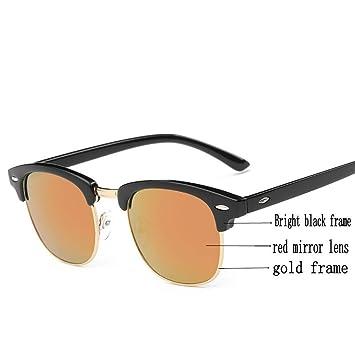 WZYMNTYJ Gafas de Sol de Moda para Hombres, Mujeres ...