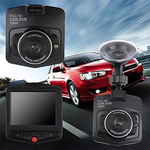 2.4/'/' Car Camcorder HD 1080P Car DVR Camera Driving Recorder For Road Vehicle