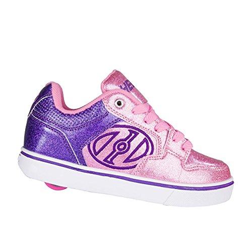PlusScarpe Glitter Motion Ginnastica Bambina Da MulticolorepurplePink 000 Heelys 76Yfgyb